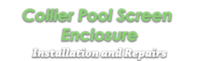 Collier Pool Screen Enclosure Installation and Repairs