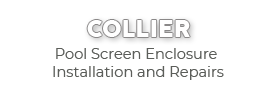 Collier Pool Screen Enclosure Installation and Repairs-new logo